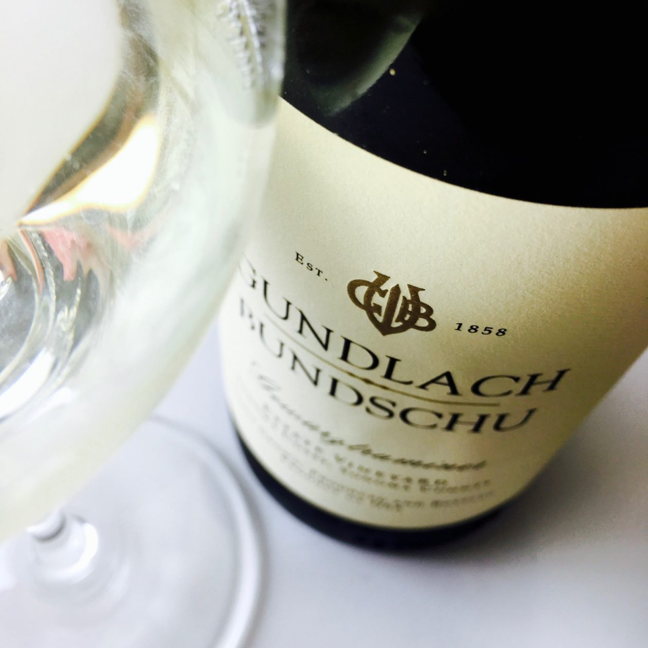 2014 Gundlach Bundschu Gewürztraminer Estate Vineyard Sonoma Coast, Sonoma County