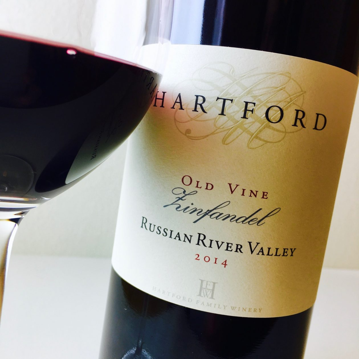 2014 Hartford Zinfandel Old Vine Russian River Valley, Sonoma County