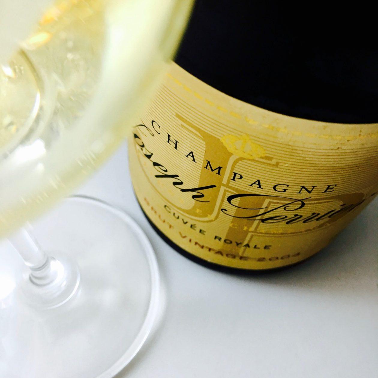 2004 Joseph Perrier Cuvée Royale Brut Champagne