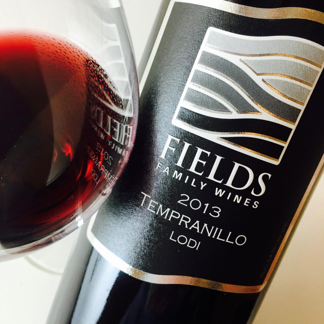 2013 Fields Family Wines Tempranillo Lodi Mokelumne River