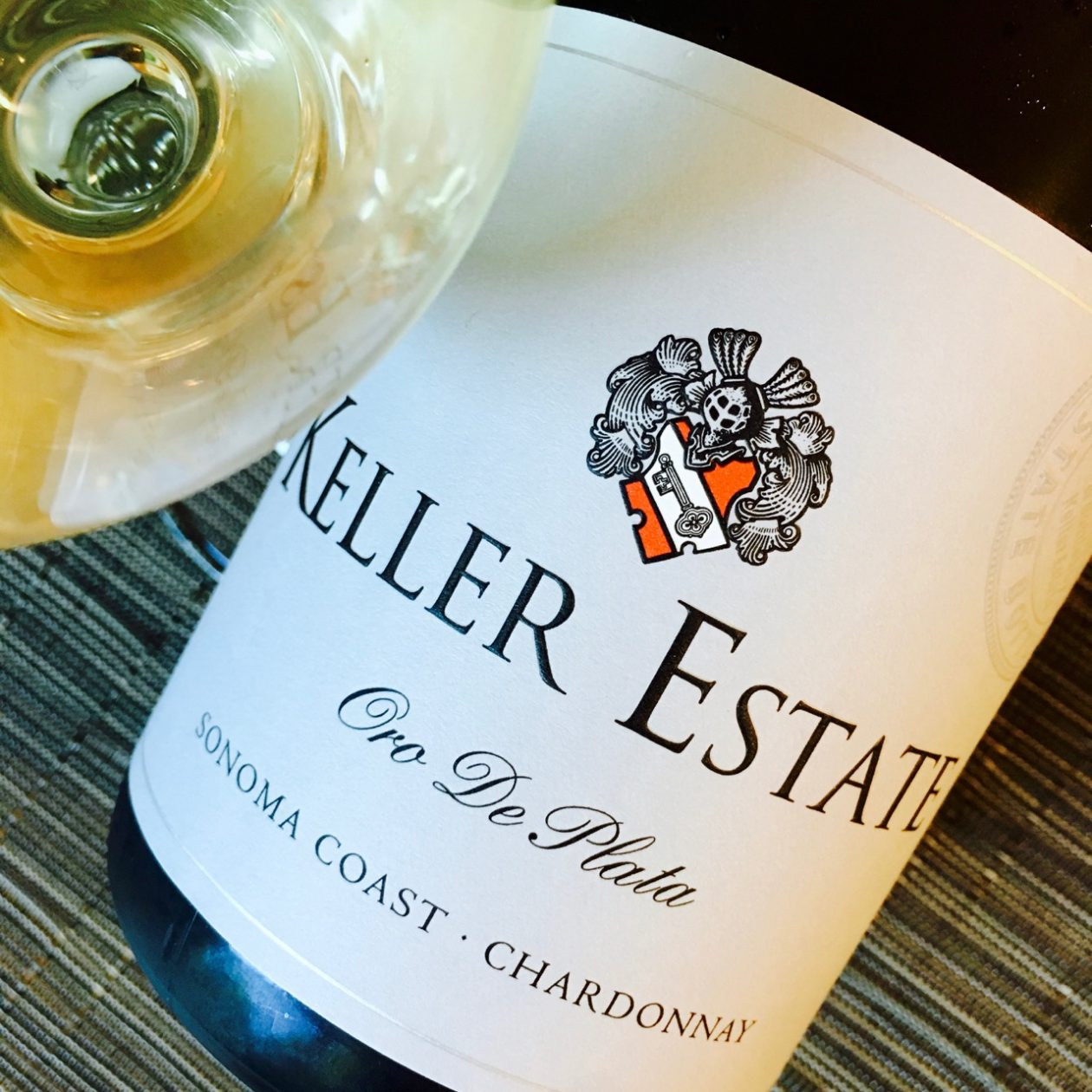 2013 Keller Estate Chardonnay Oro de Plata Sonoma Coast, Sonoma County