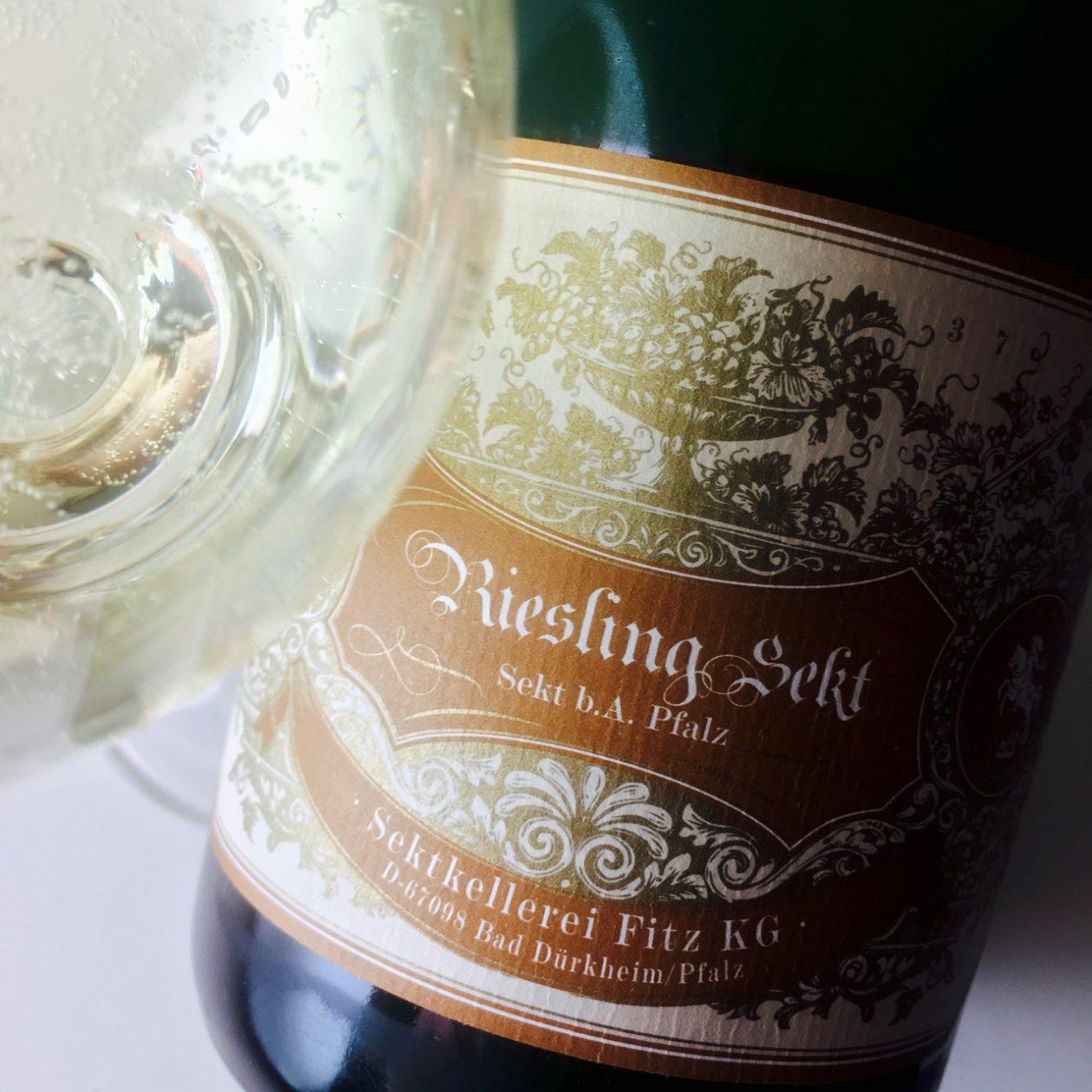 NV Fitz-Ritter Sekt Extra Trocken Pfalz