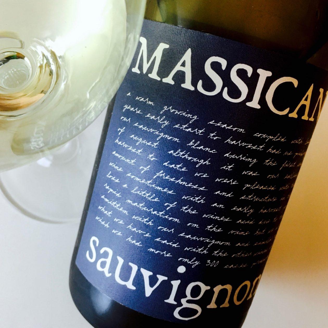 2015 Massican Sauvignon Blanc Napa Valley
