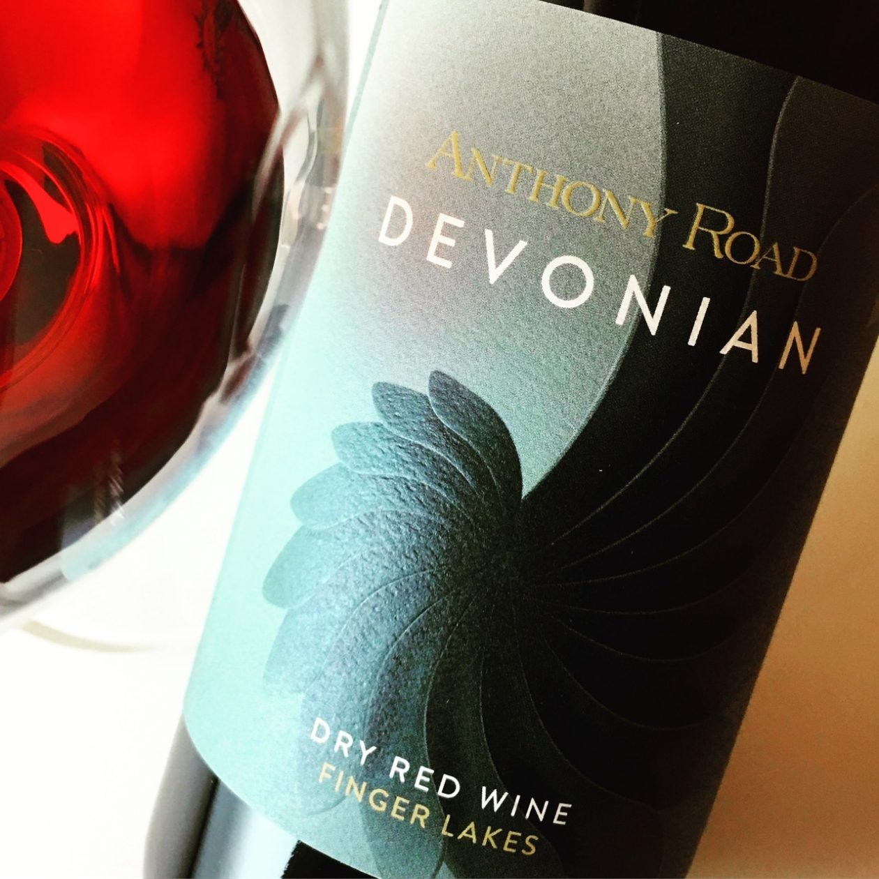 2014 Anthony Road Red Blend Devonian Finger Lakes