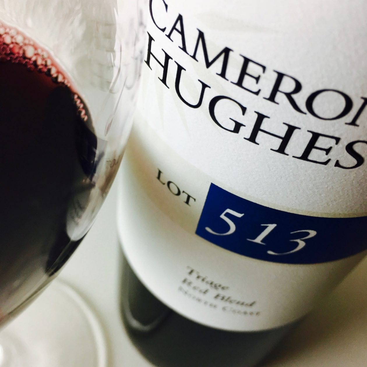NV Cameron Hughes Lot 513 Red Blend Triage North Coast