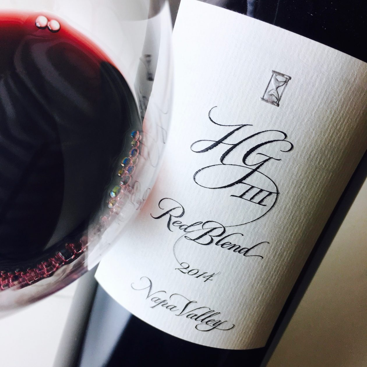 2014 Hourglass Red Blend HG III Napa Valley