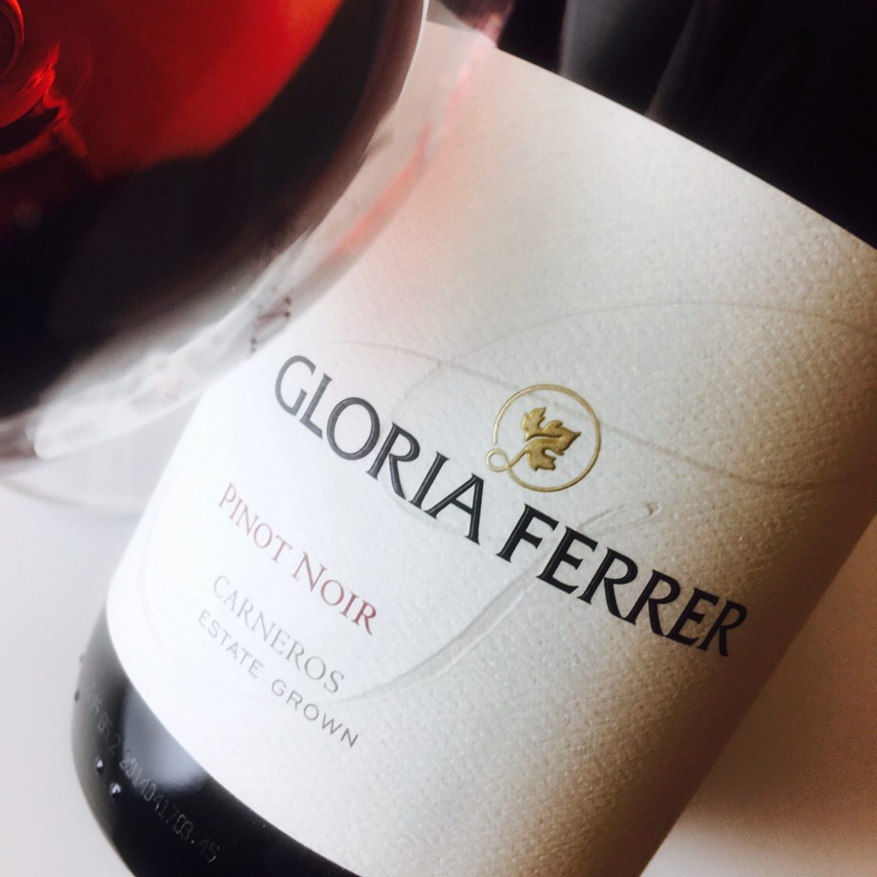 2013 Gloria Ferrer Pinot Noir Estate Carneros