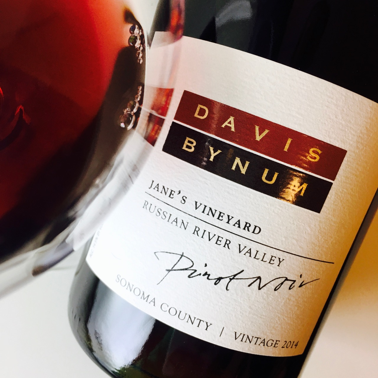 2014 Davis Bynum Pinot Noir Jane's Vineyard Russian River Valley, Sonoma County