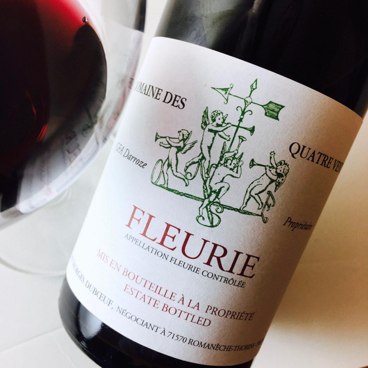 2015 Georges Duboeuf Domaine des Quartre Vents Fleurie AOP