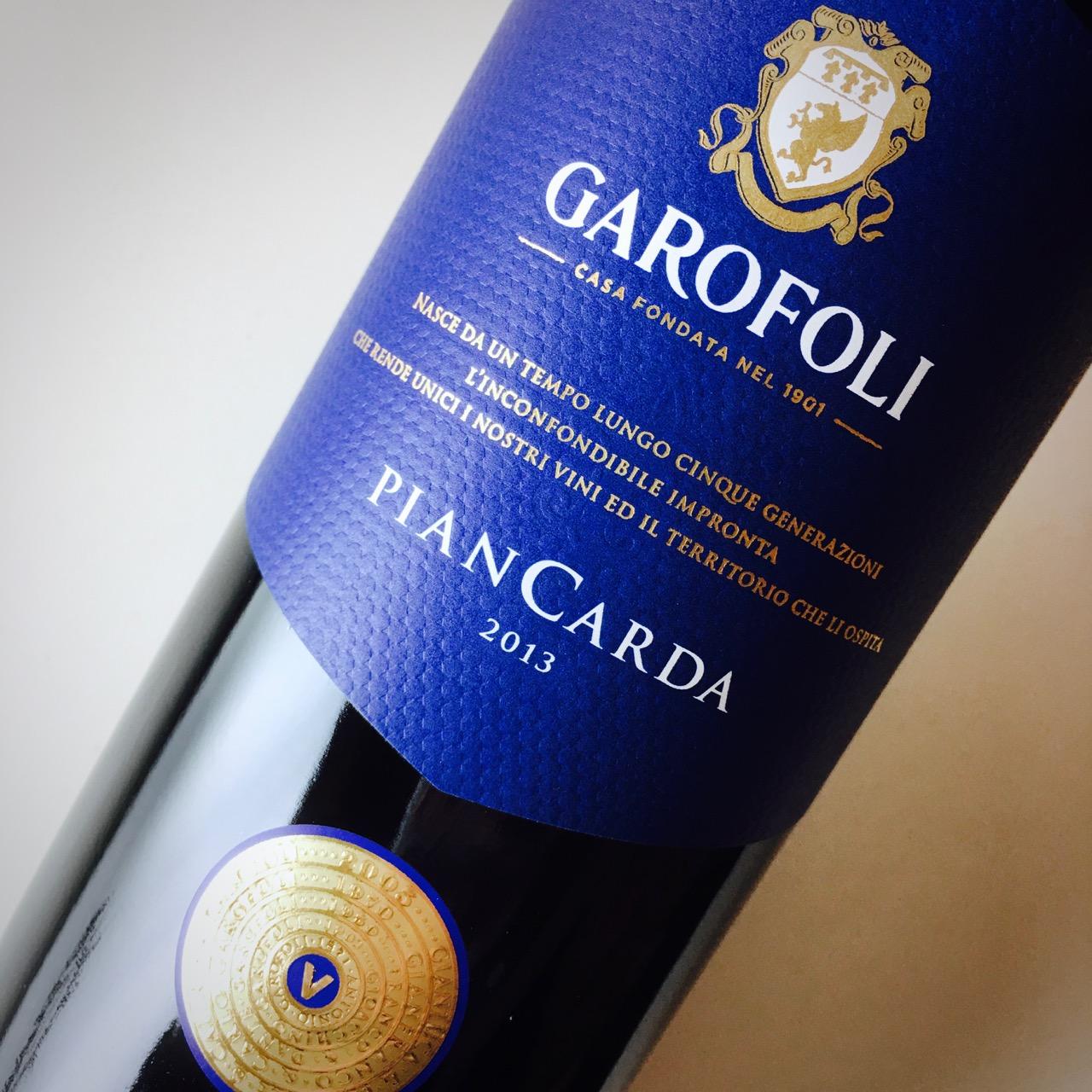 2013 Garofoli Piancarda Rosso Cònero DOC