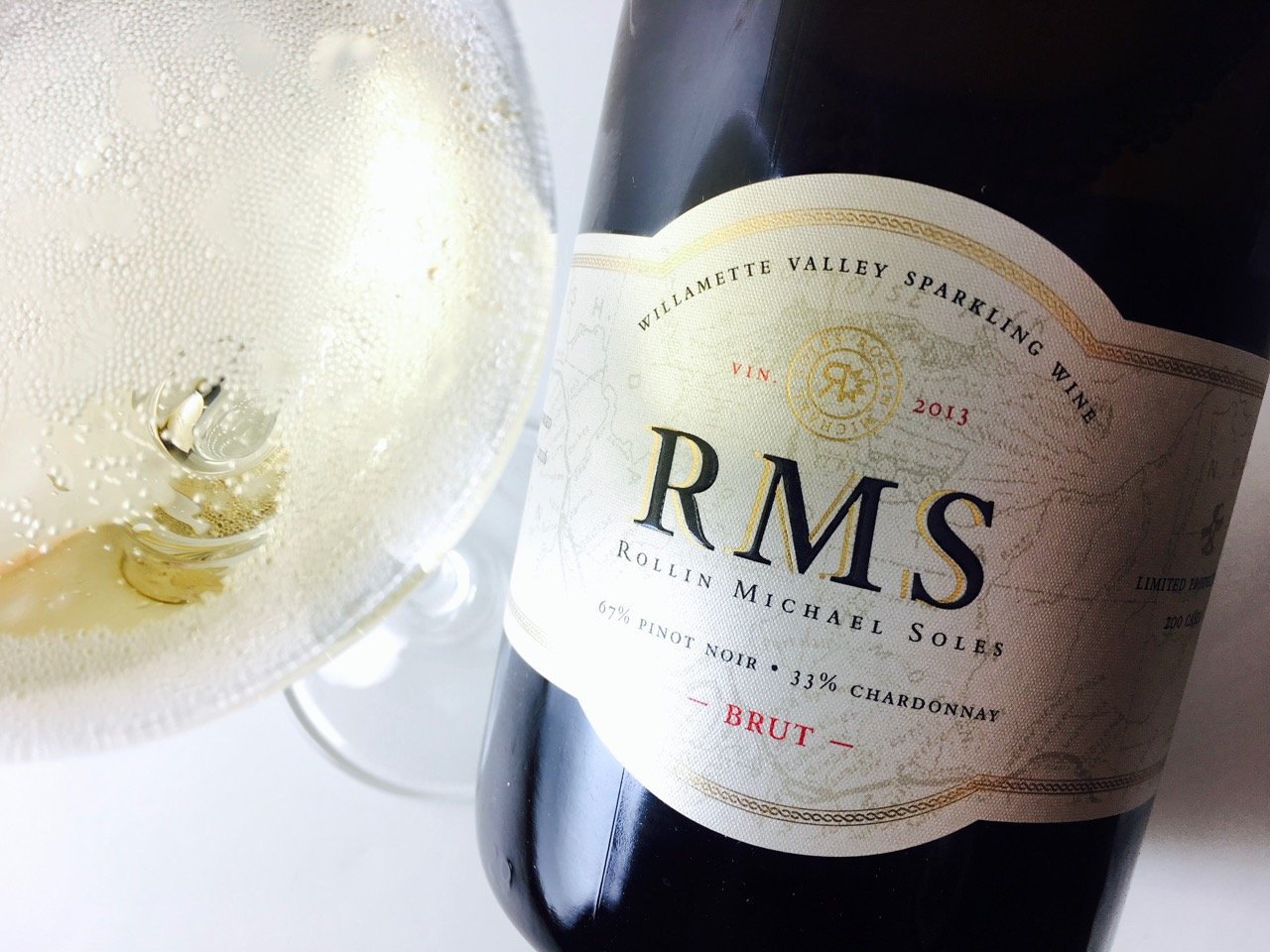 2013 ROCO Winery RMS Brut Willamette Valley
