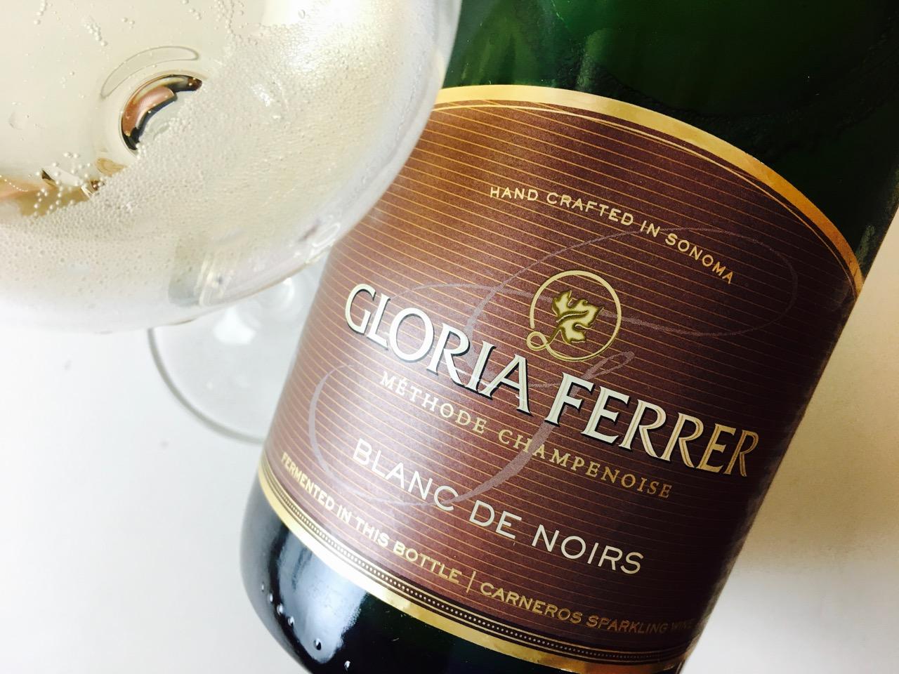 NV Gloria Ferrer Blanc de Noirs Carneros