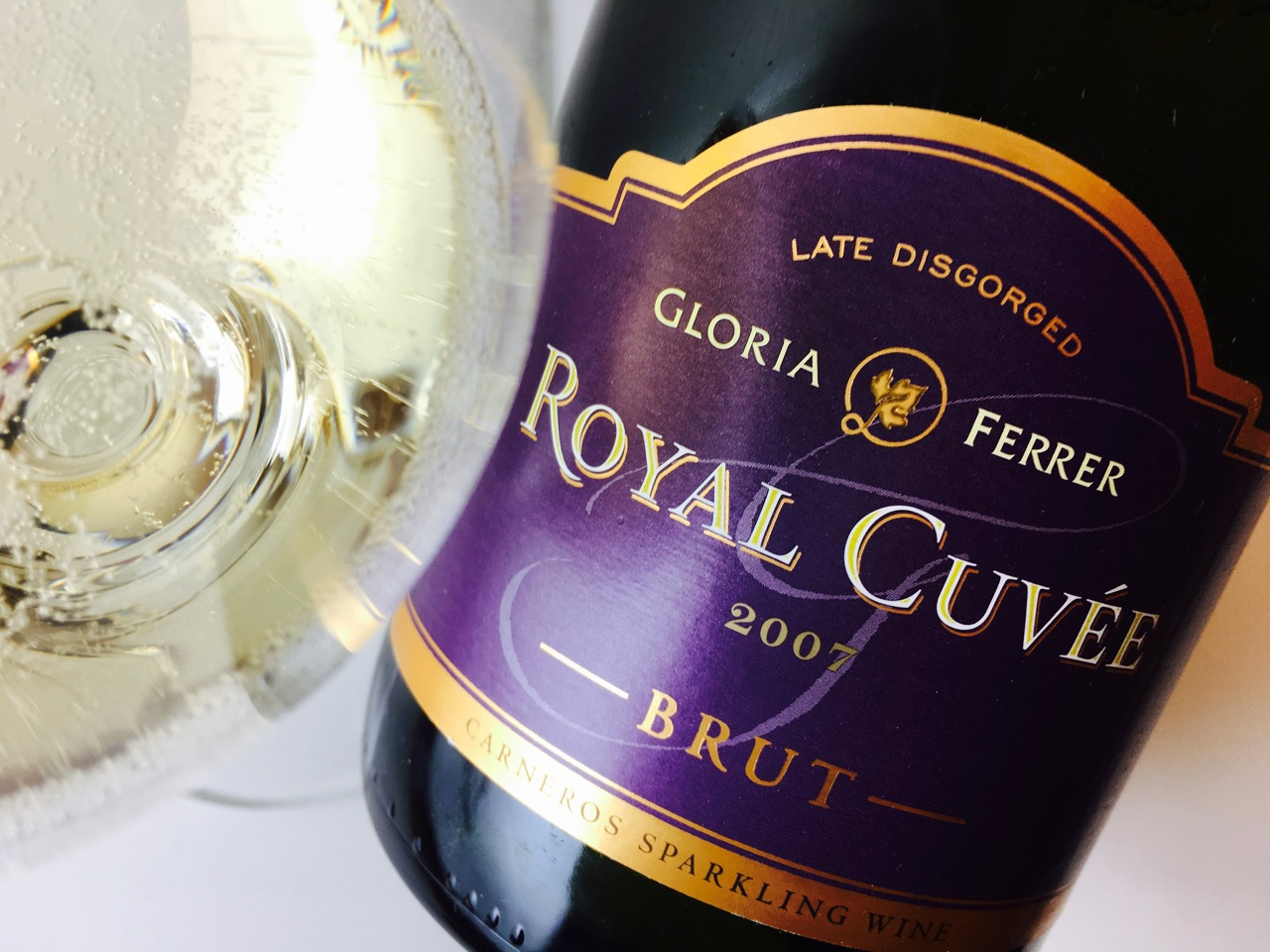 2007 Gloria Ferrer Royal Cuvée Brut Carneros