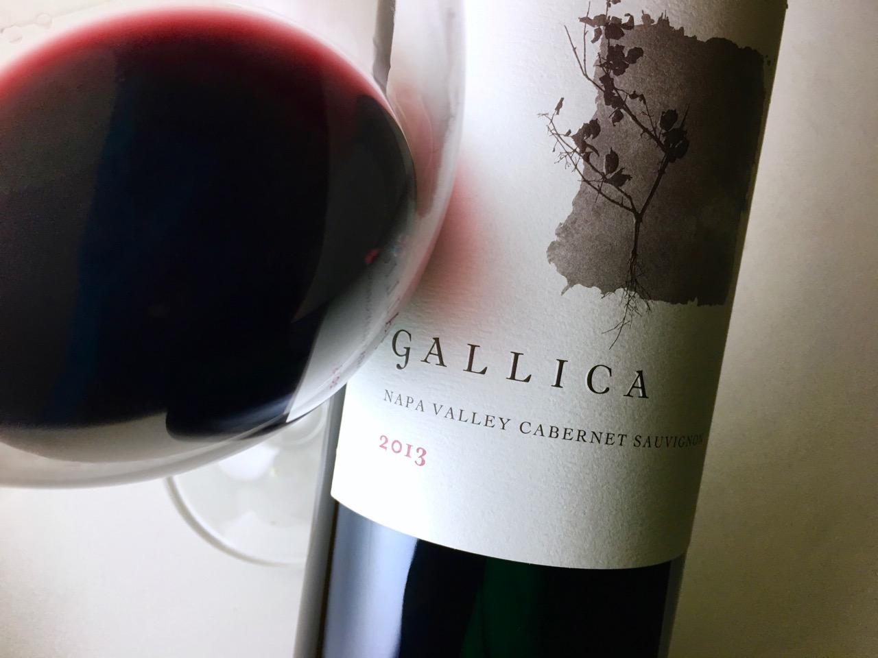 2013 Gallica Cabernet Sauvignon Napa Valley