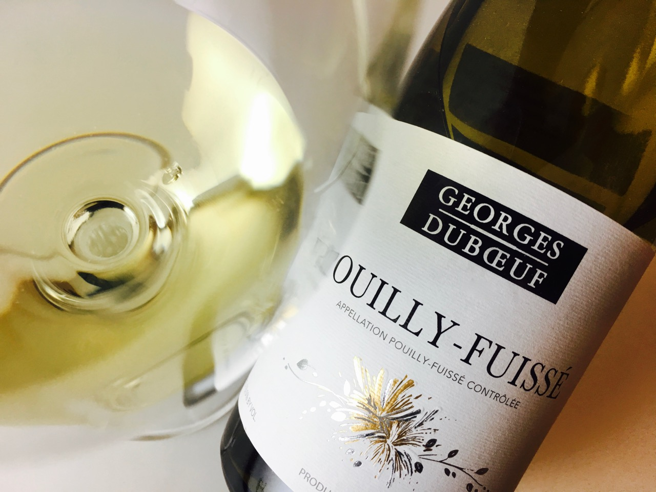 2015 Georges Duboeuf Pouilly-Fuissé