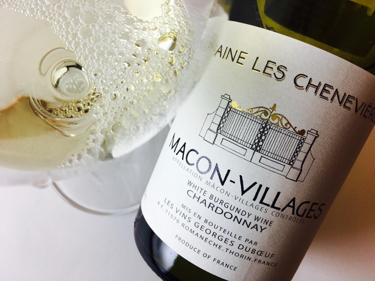 2015 Domaine les Chenevières Mâcon-Villages