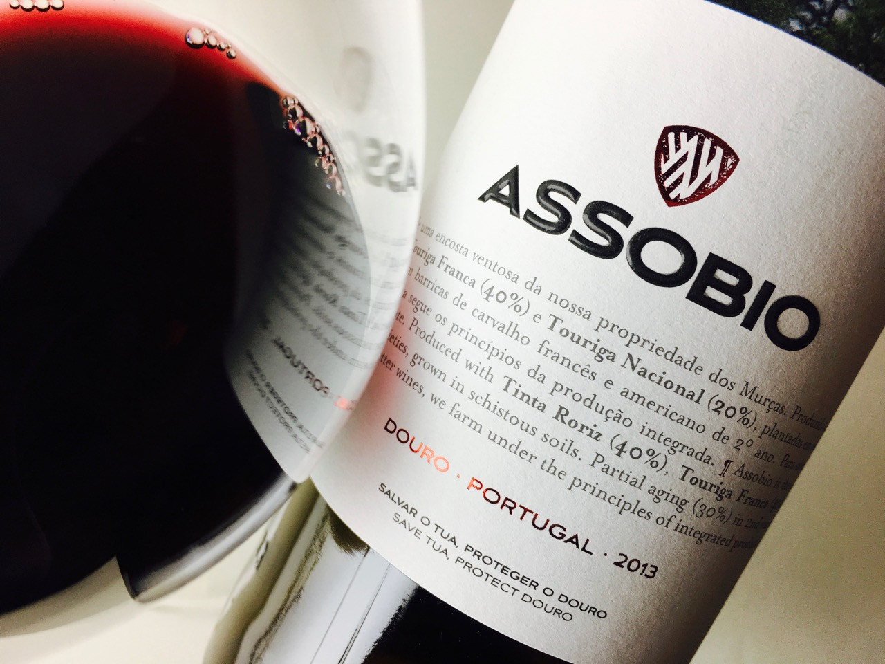 2013 Quinta dos Murças Red Blend Assoio Douro DO