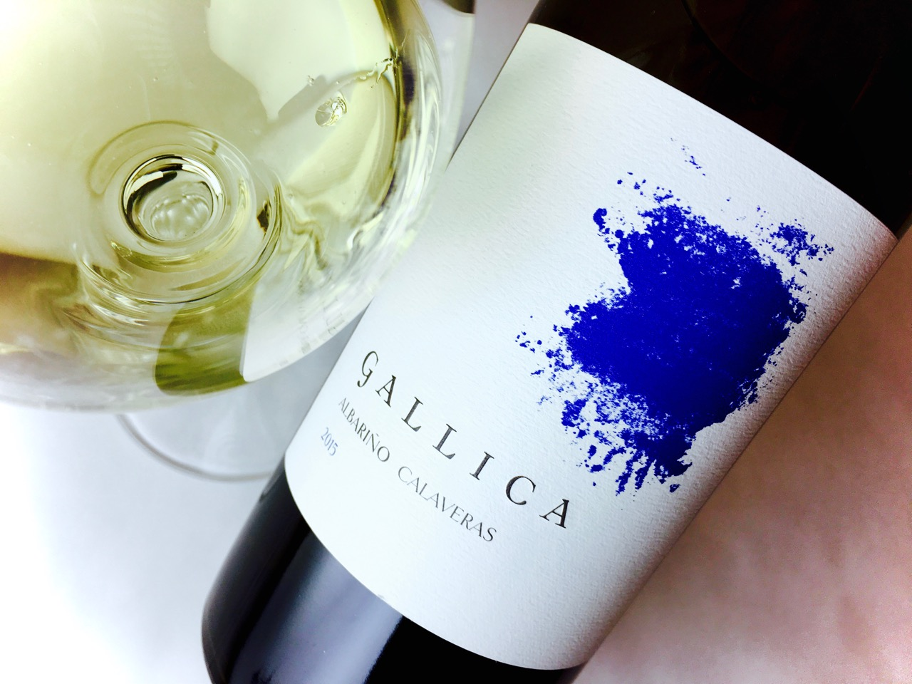 2015 Gallica Albariño Rorick Heritage Vineyards Calaveras County
