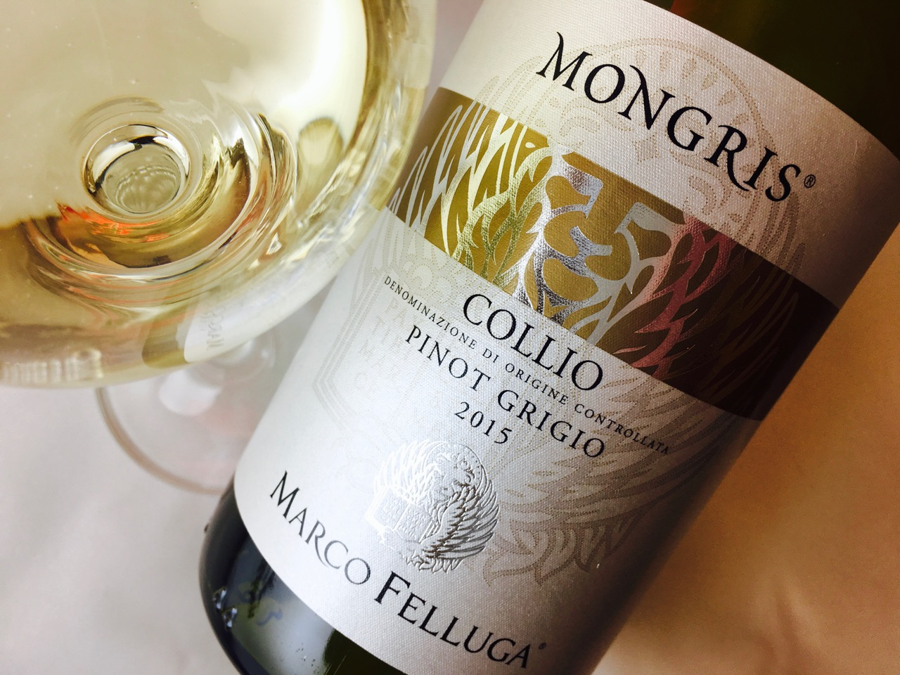 2015 Marco Felluga Pinot Grigio Mongris Collio DOC