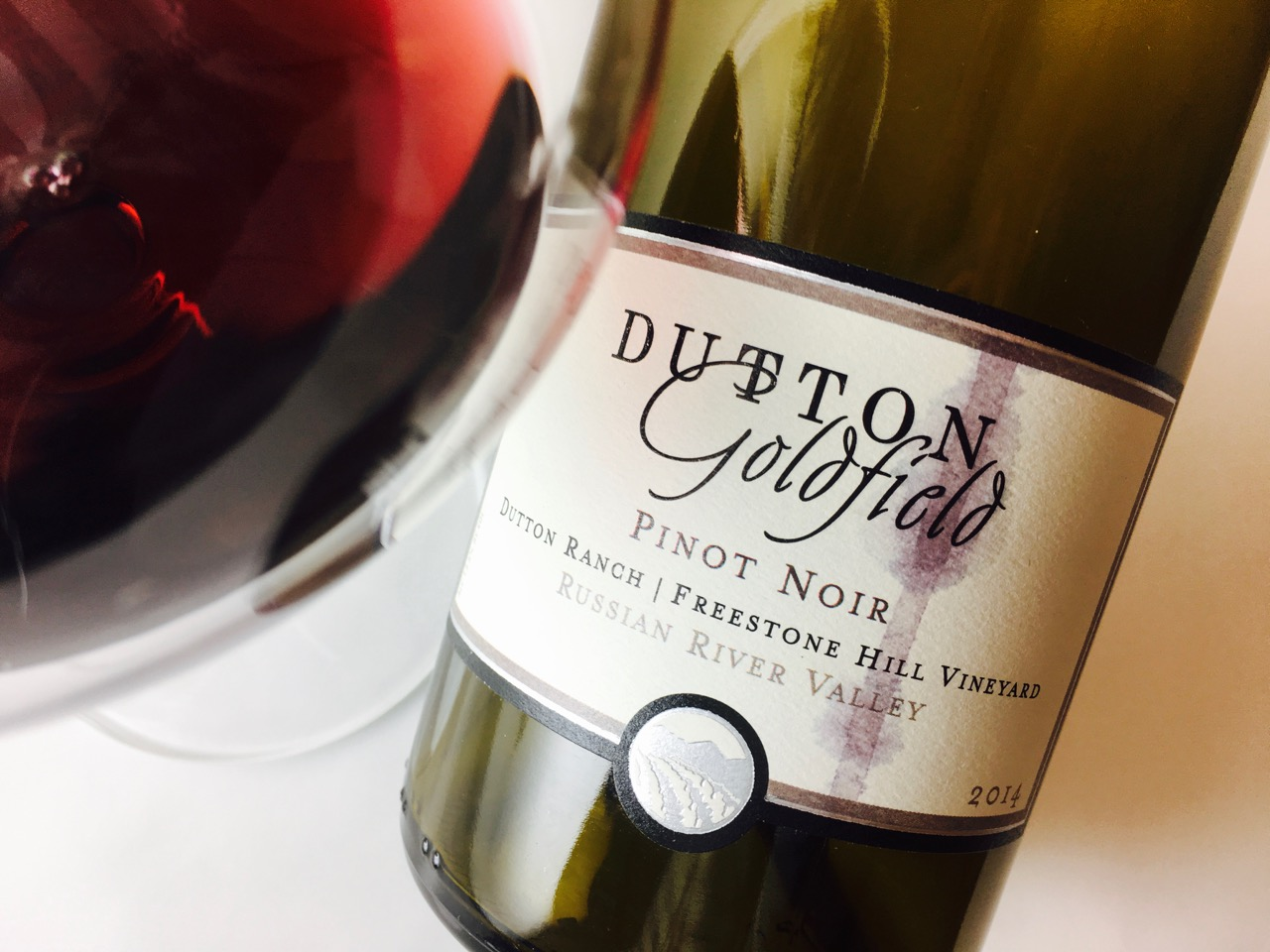2014 Dutton-Goldfield Pinot Noir Freestone Hill Vineyard Russian River Valley