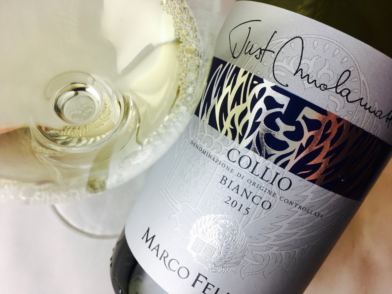 2015 Marco Felluga Just Molamatta Bianco Collio DOC
