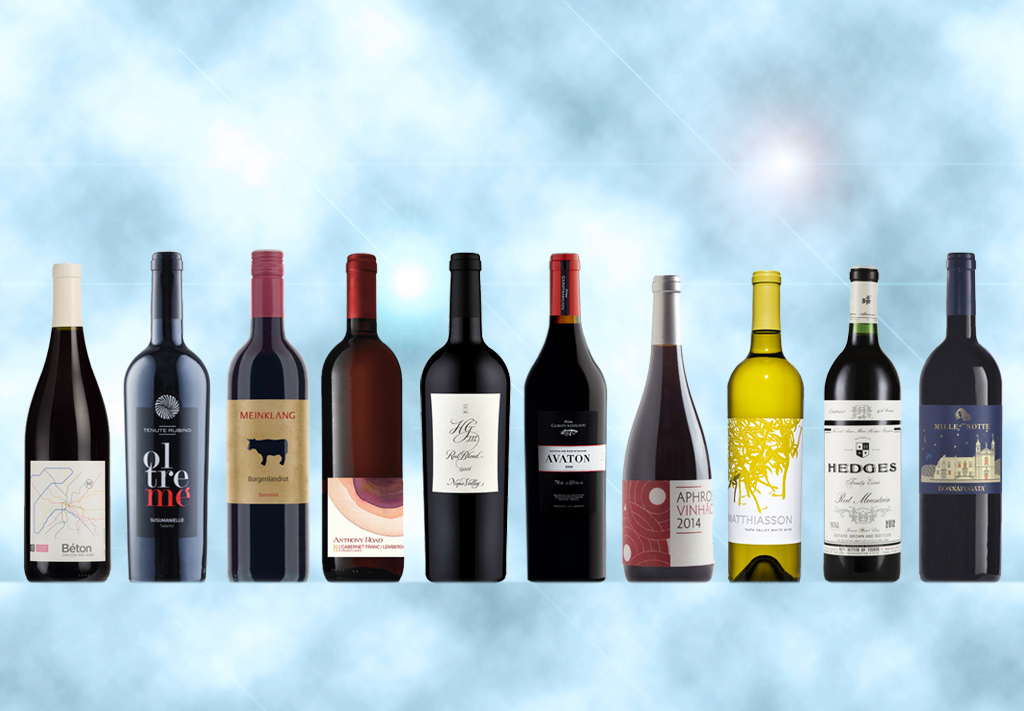 Unique Wines for Winter Fare
