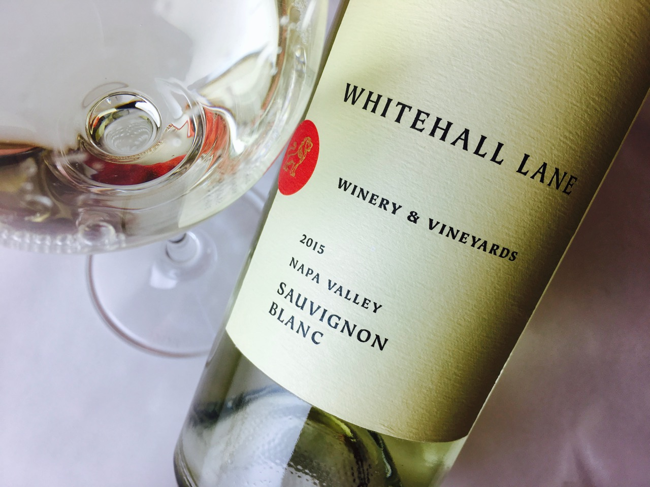 2015 Whitehall Lane Sauvignon Blanc Napa Valley