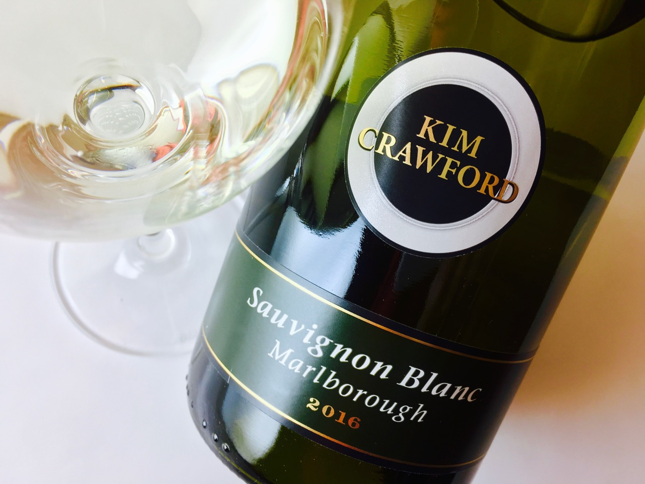 2016 Kim Crawford Sauvignon Blanc Marlborough