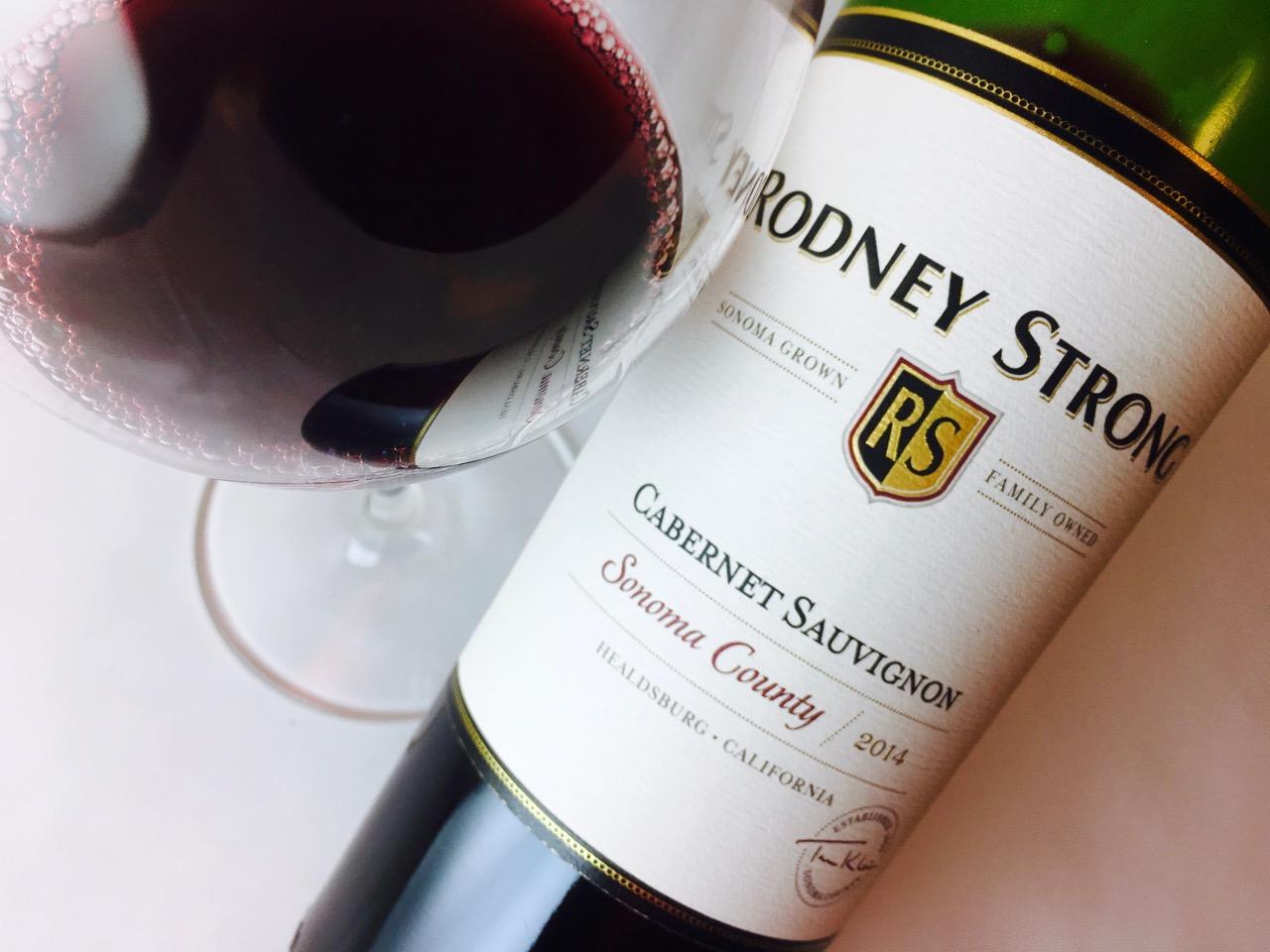 2014 Rodney Strong Cabernet Sauvignon Sonoma County