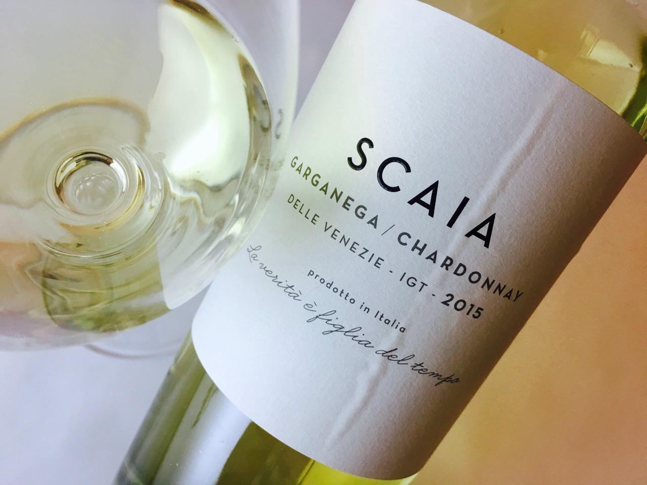 2015 Tenuta Sant'Antonio Scaia Garganega-Chardonnay Delle Venezie