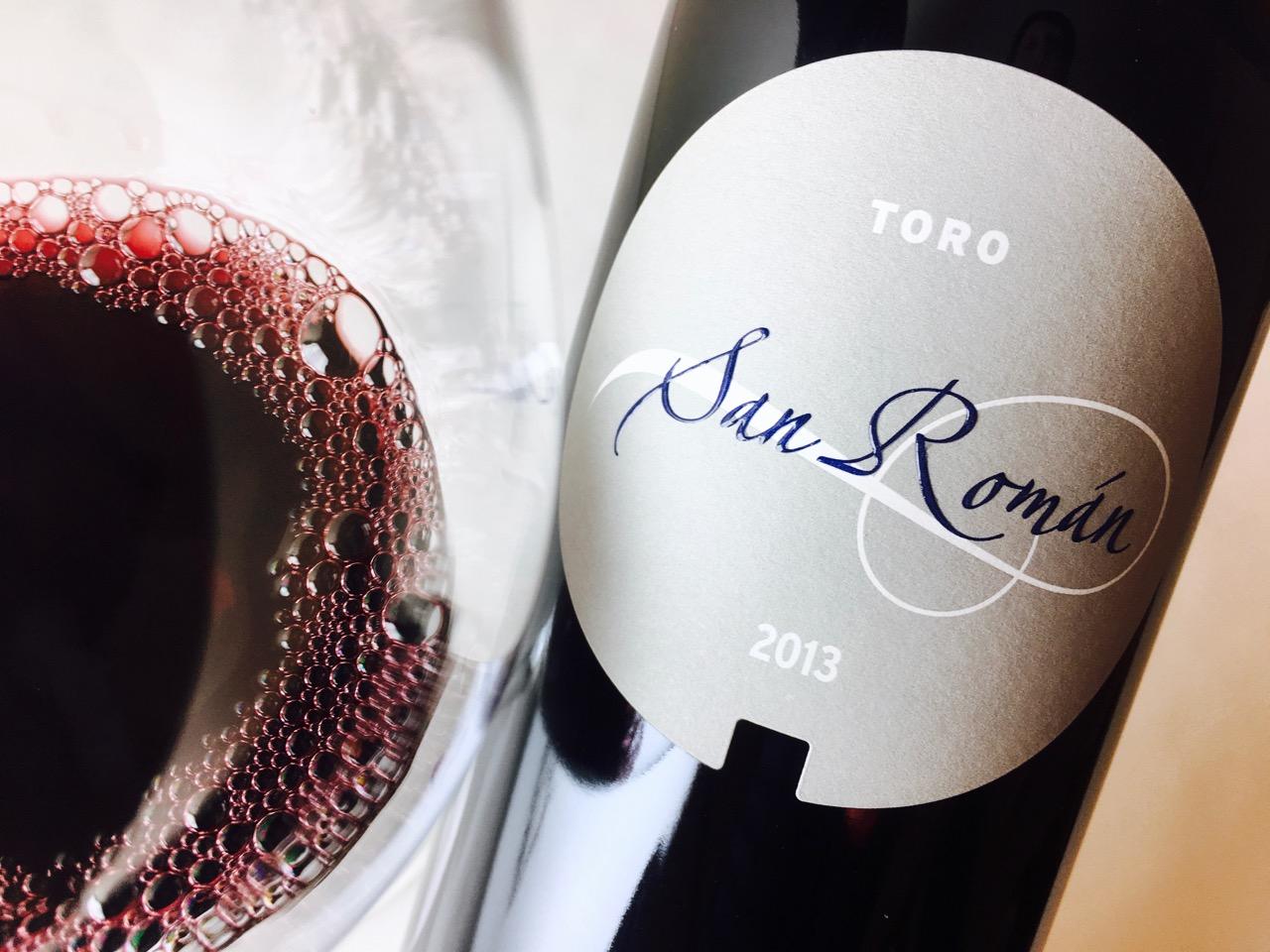2013 San Roman Toro DO