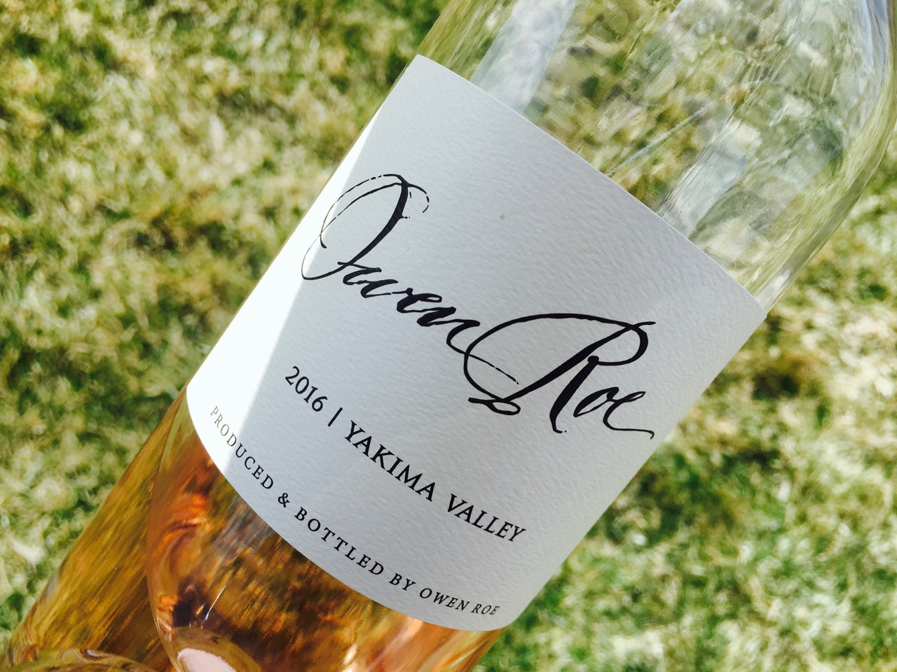 2016 Owen Roe Rosé Yakima Valley