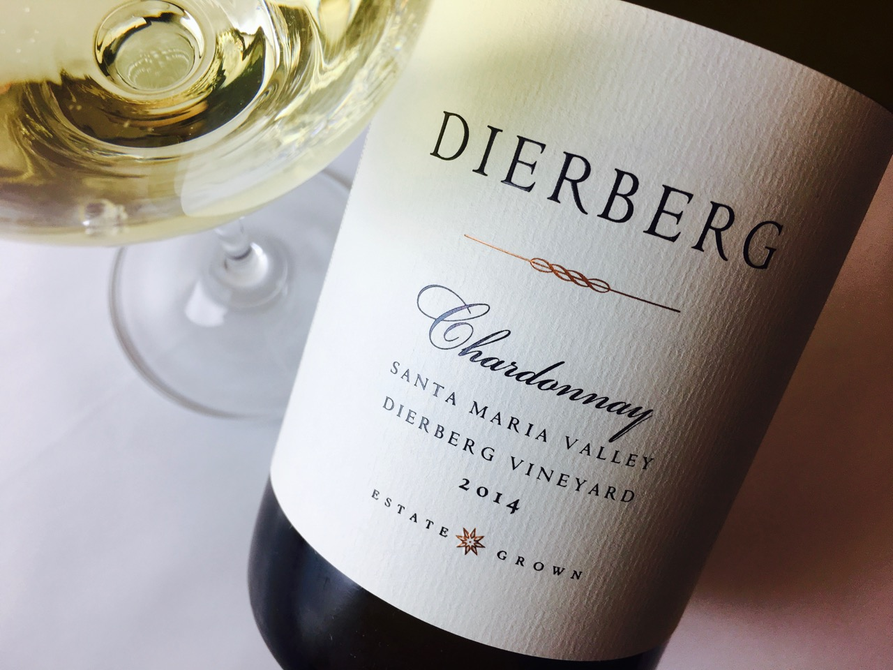 2014 Dierberg Chardonnay Estate Santa Maria Valley