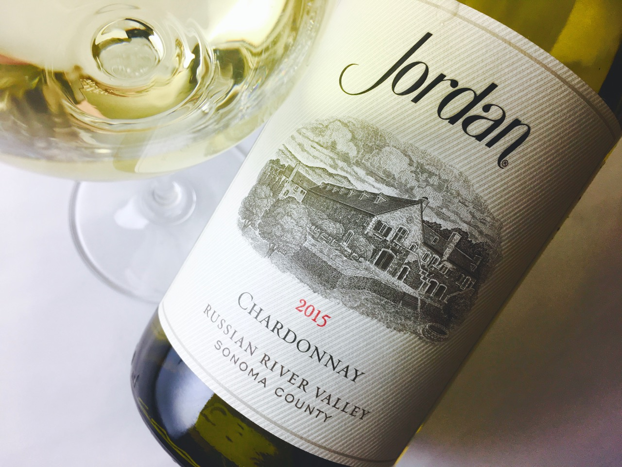 2015 Jordan Chardonnay Russian River Valley