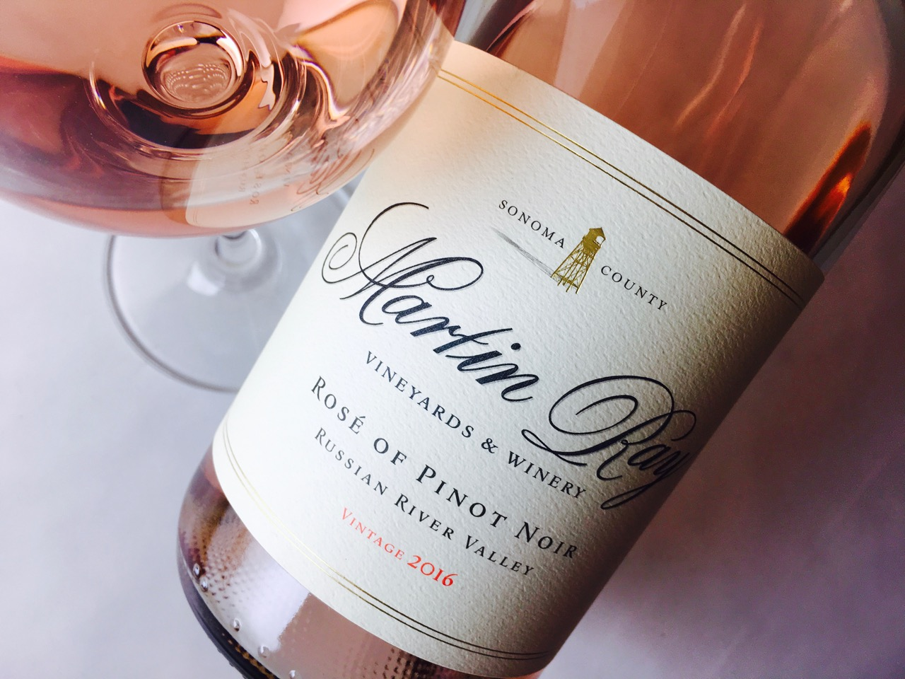 2016 Martin Ray Pinot Noir Rosé Russian River Valley