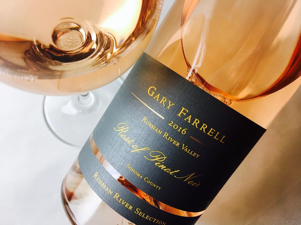 2016 Gary Farrell Pinot Noir Rosé Russian River Valley