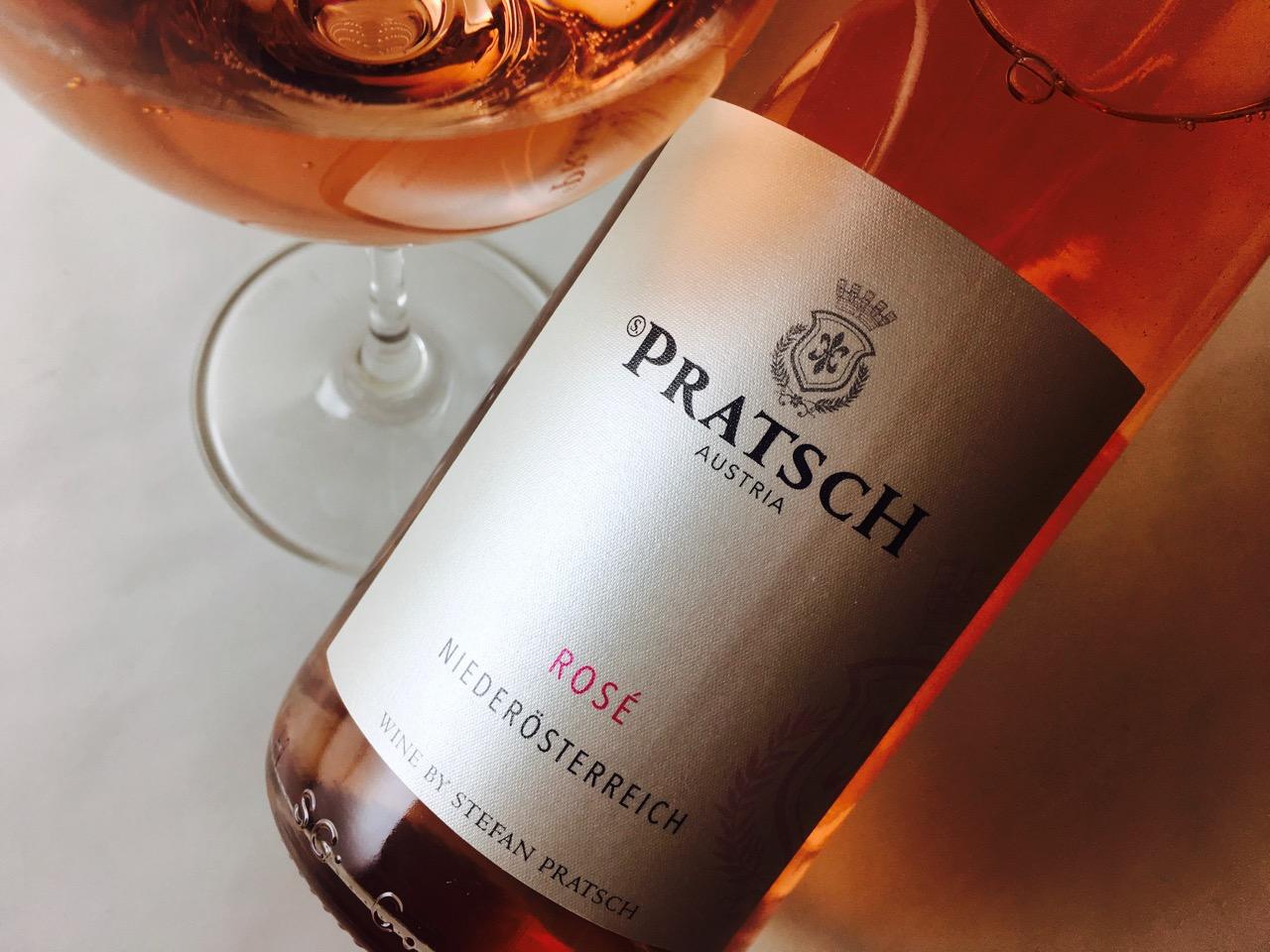 2016 S. Pratsch Rosé Niederösterreich