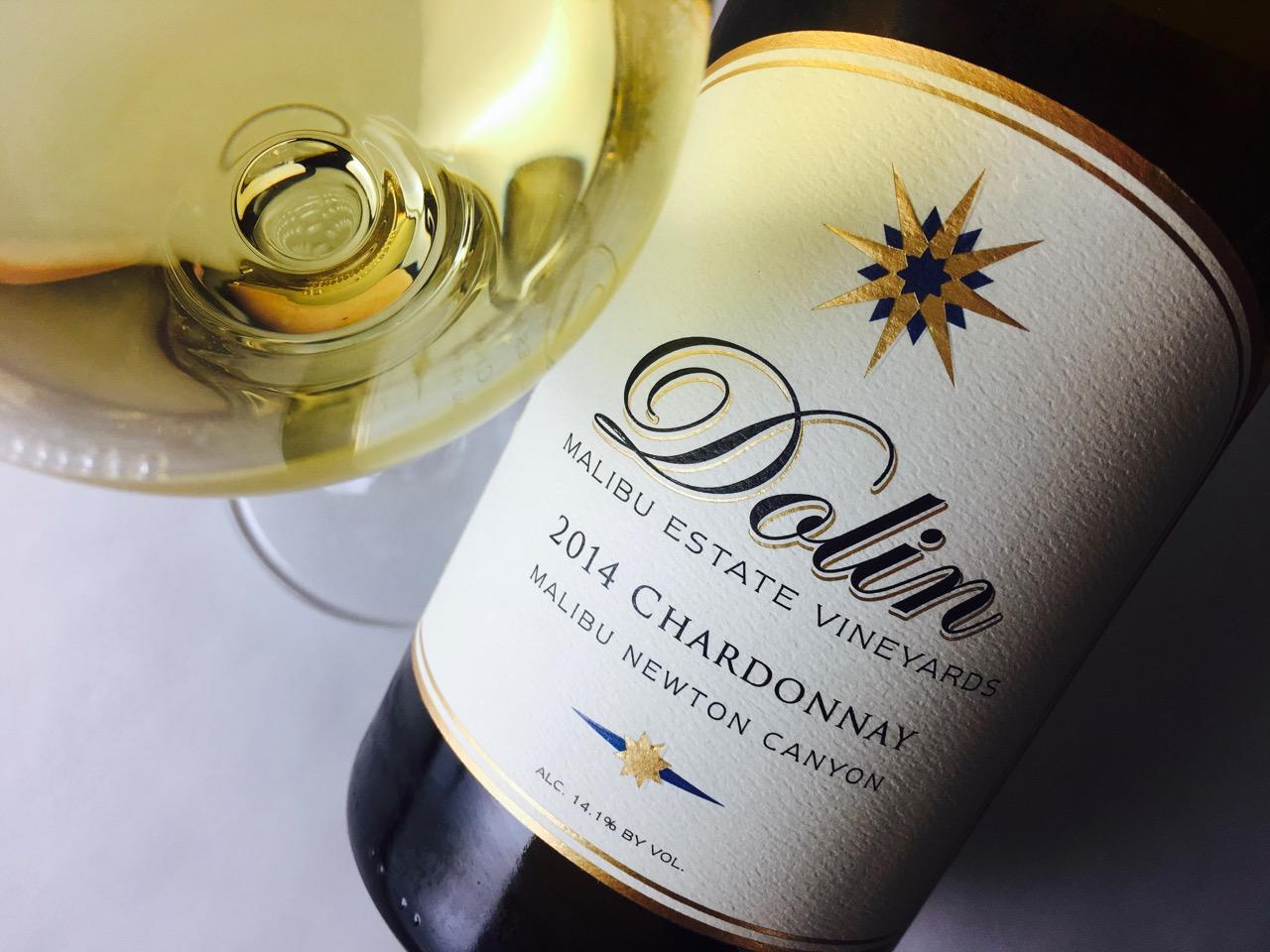 2014 Dolin Chardonnay Malibu Newton Canyon