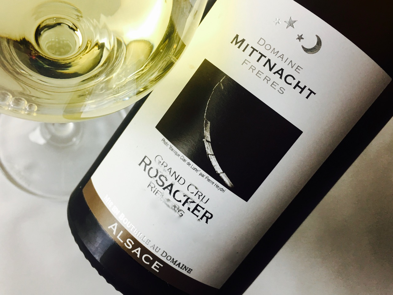 2012 Domaine Mittnacht Frères Riesling Rosacker Grand Cru Alsace