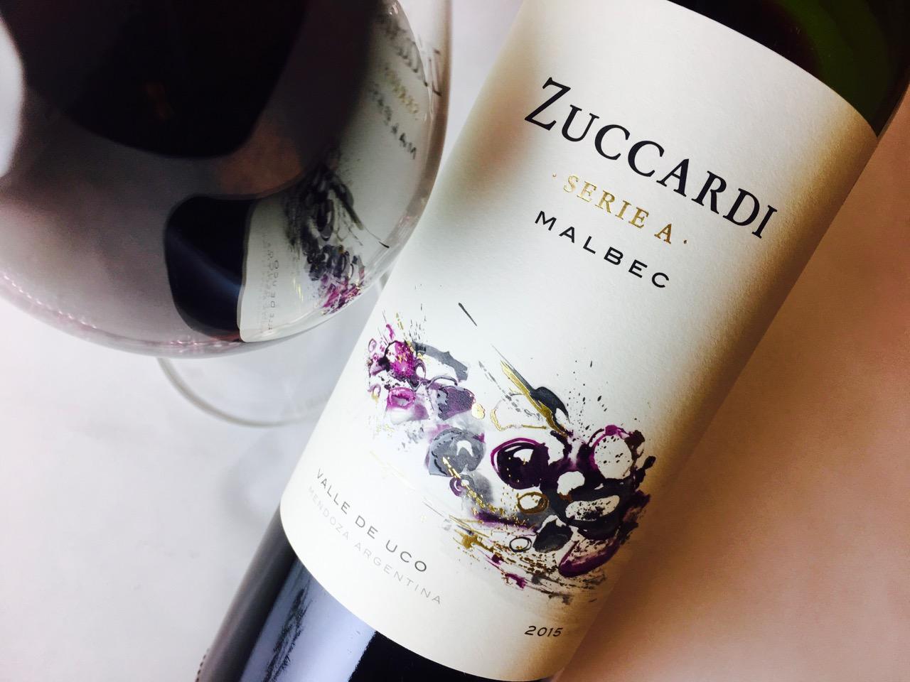 2015 Zuccardi Malbec Serie A Valle de Uco