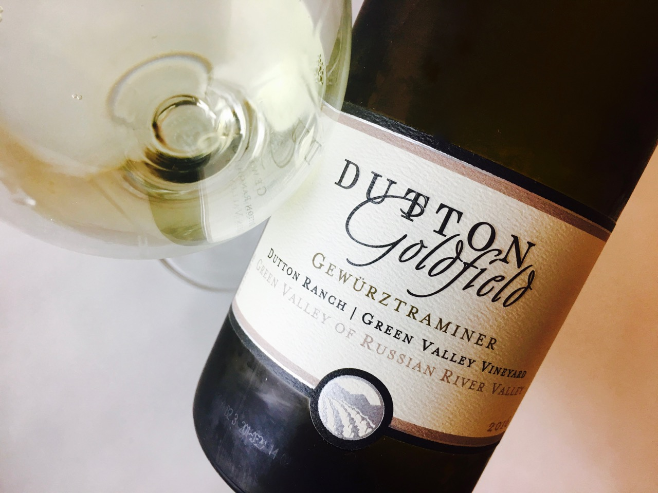 2016 Dutton Goldfield Gewürztraminer Green Valley Vineyard Green Valley of Russian River Valley