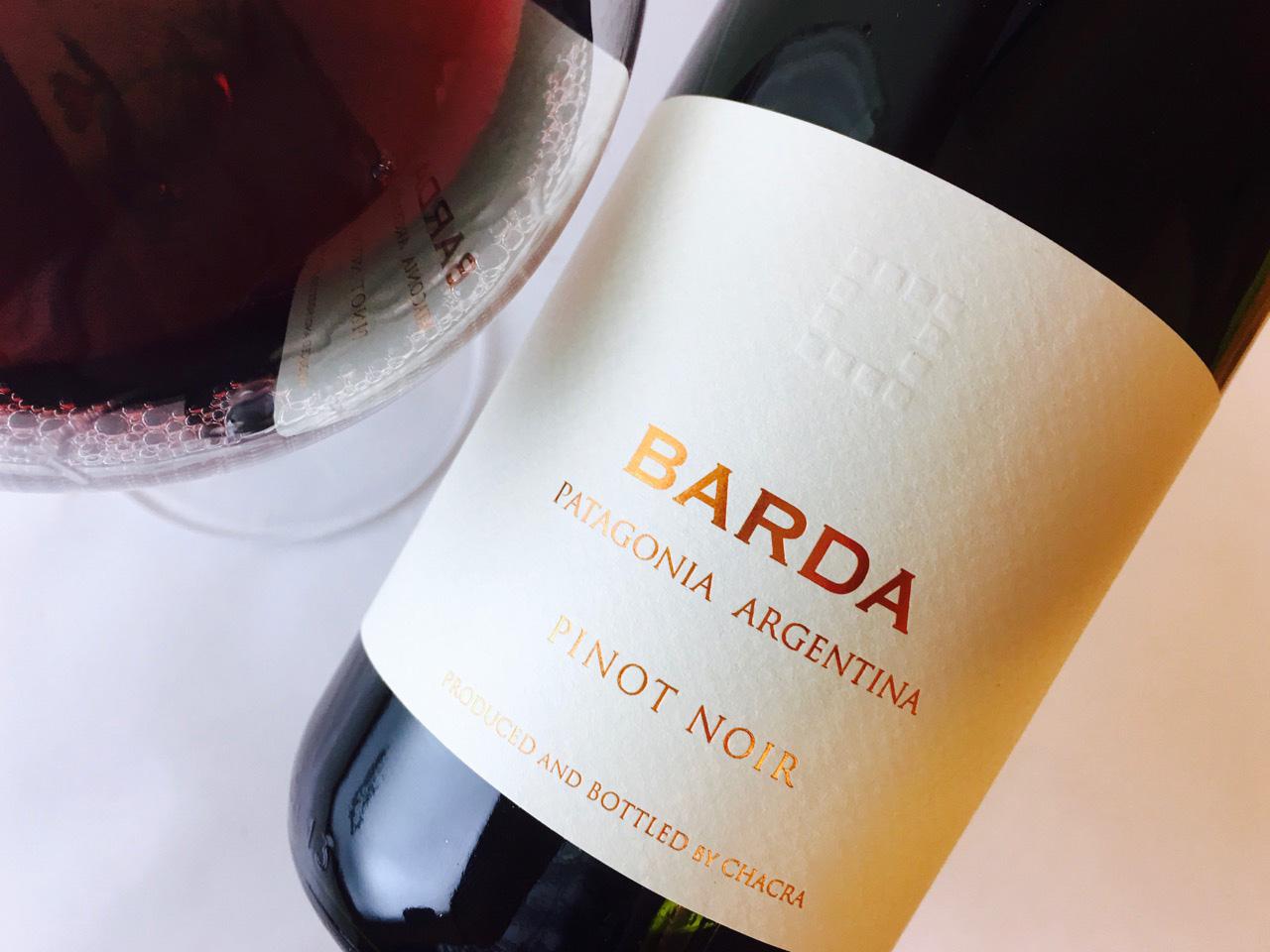 2013 Bodega Chacra Pinot Noir Barda Patagonia