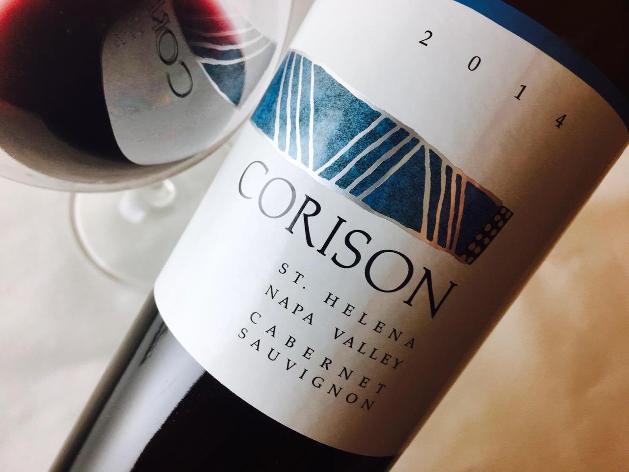 2014 Corison Cabernet Sauvignon Napa Valley