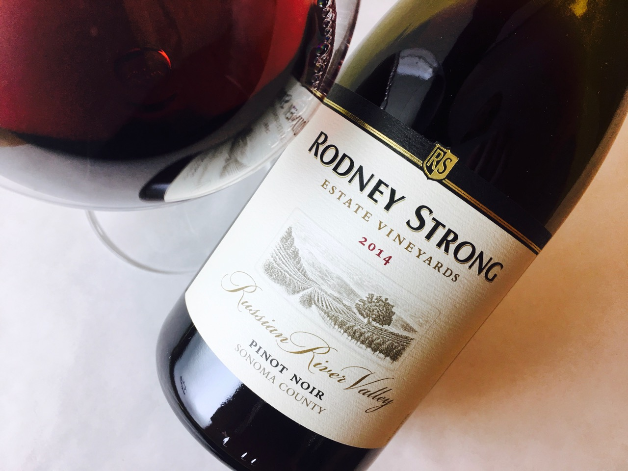 2014 Rodney Strong Pinot Noir Russian River Valley