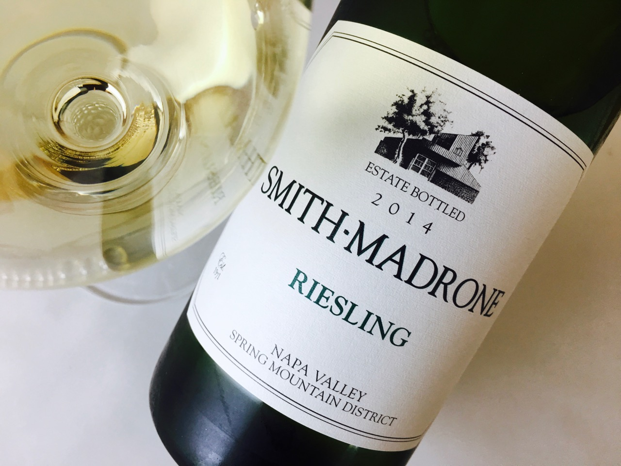 2014 Smith-Madrone Riesling Spring Mountain District Napa Valley