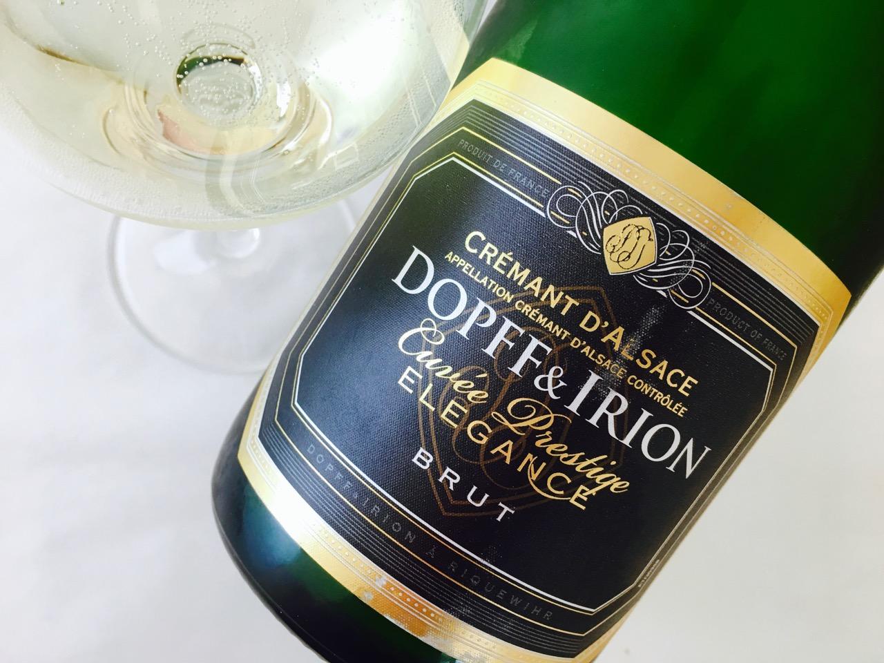 NV Dopff & Irion Cuvée Prestige Elegance Brut Crémant d'Alsace