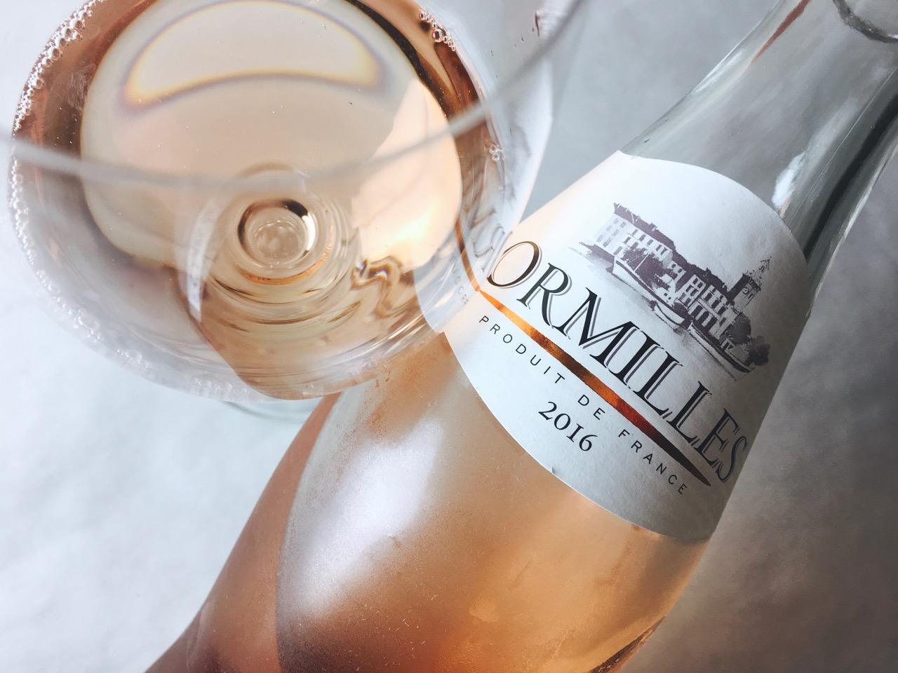 2016 Ormilles Rosé Côtes de Provence
