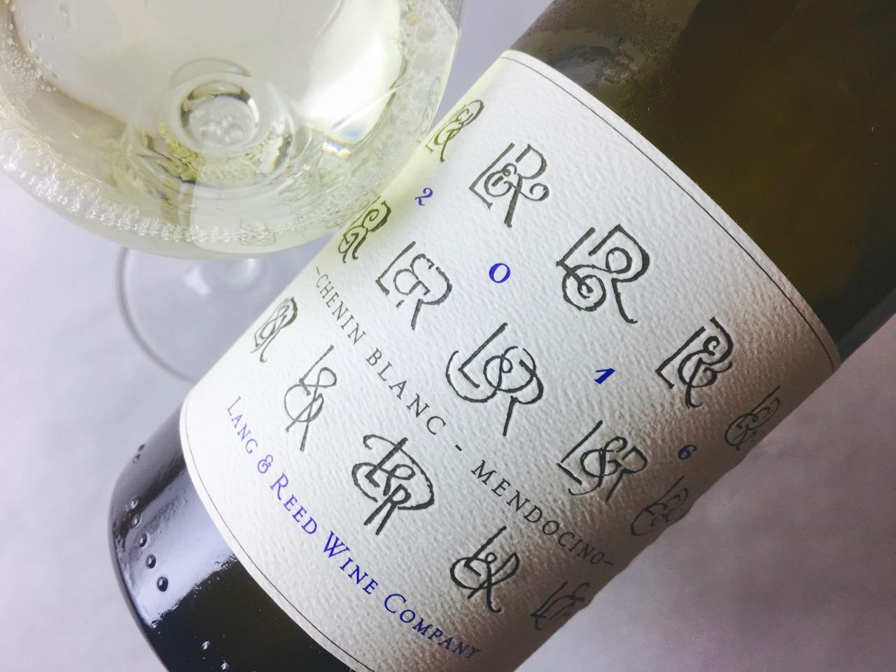 2016 Lang & Reed Chenin Blanc Mendocino