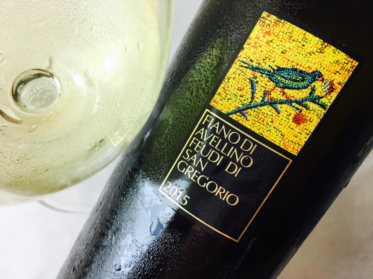 2015 Feudi di San Gregorio Fiano di Avellino