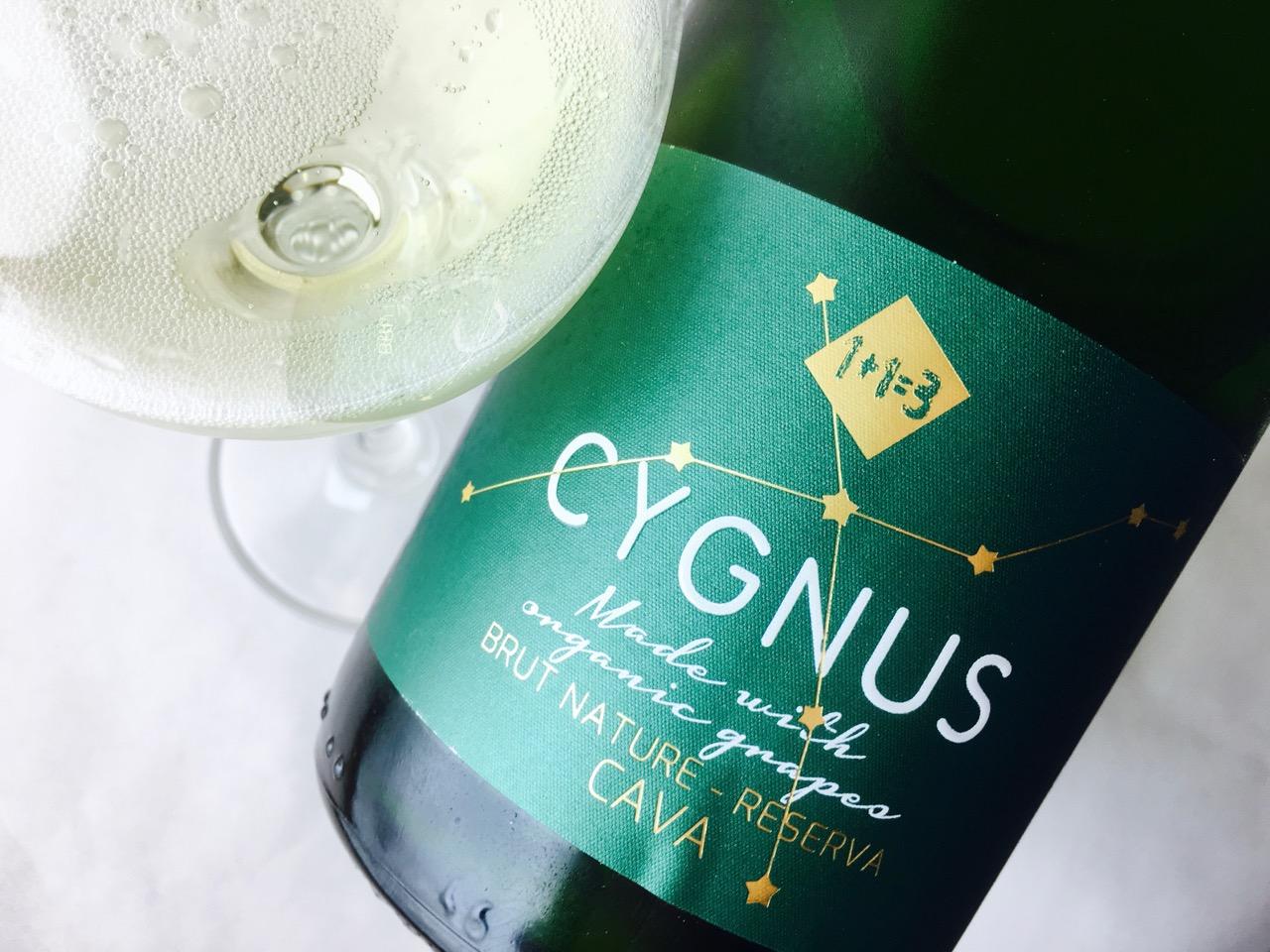 NV U Mes U Fan Tres Cygnus Cava Brut Nature Reserva